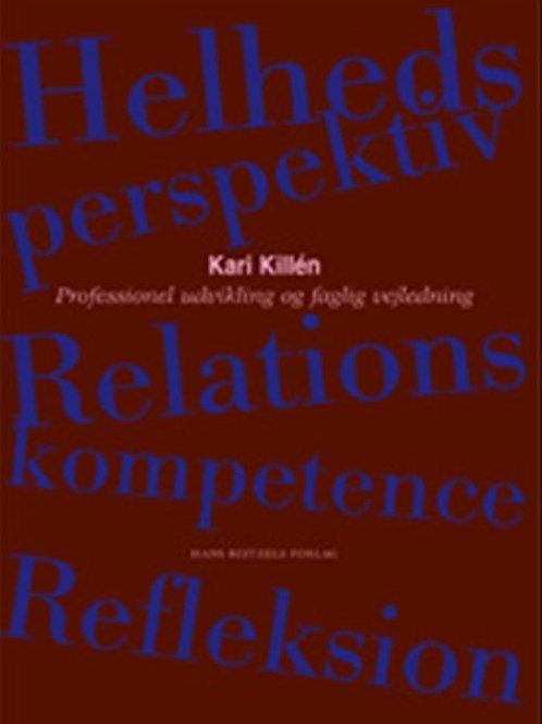 Kari Killén, Professionel udvikling og faglig vejledning