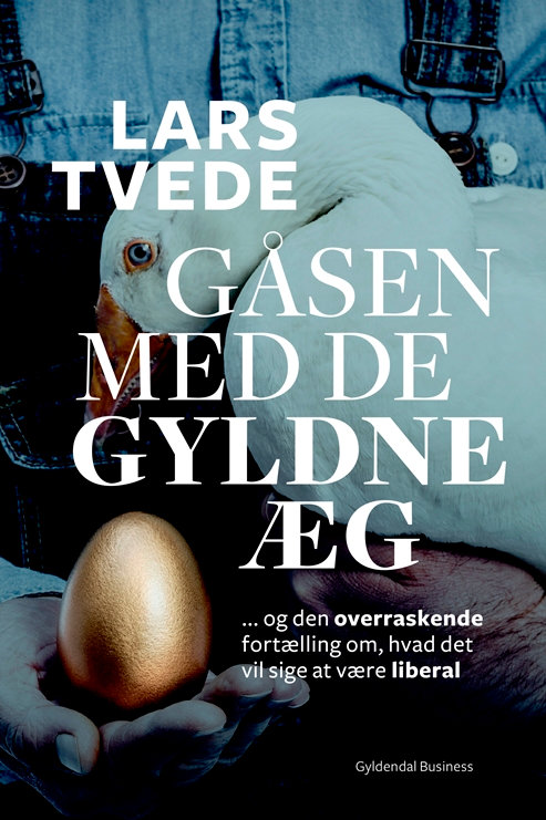 Lars Tvede, Gåsen med de gyldne æg