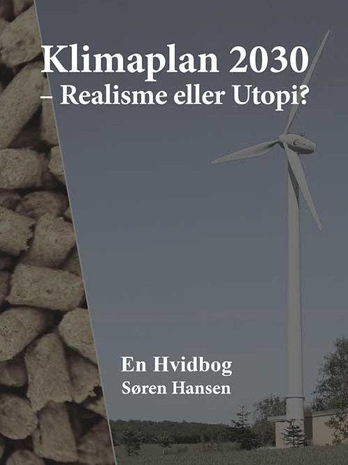 Søren Hansen, Klimaplan 2030