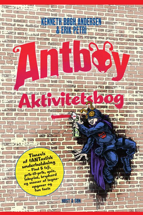 Kenneth Bøgh Andersen;Erik Petri, Antboy. Aktivitetsbog