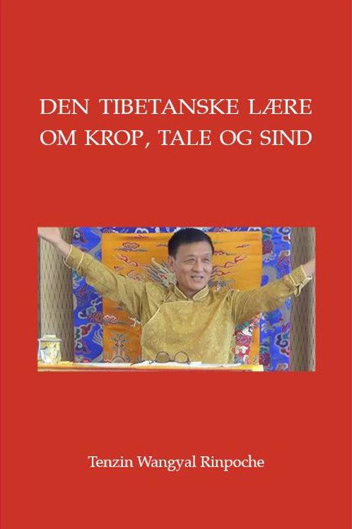 Tenzin Wangyal Rinpoche, Den tibetanske lære om krop, tale og sind