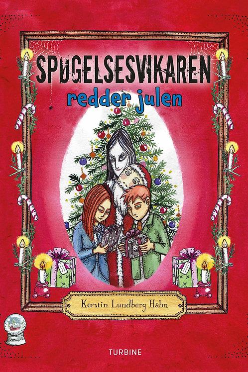Kerstin Lundberg Hahn, Spøgelsesvikaren redder julen