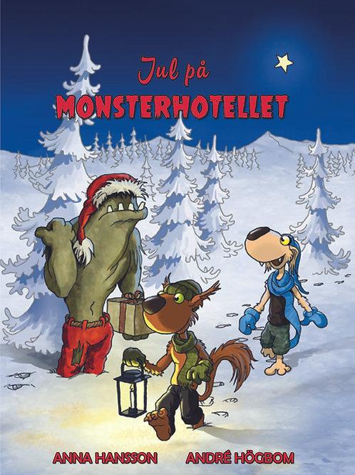 Anna Hansson, Jul på Monsterhotellet
