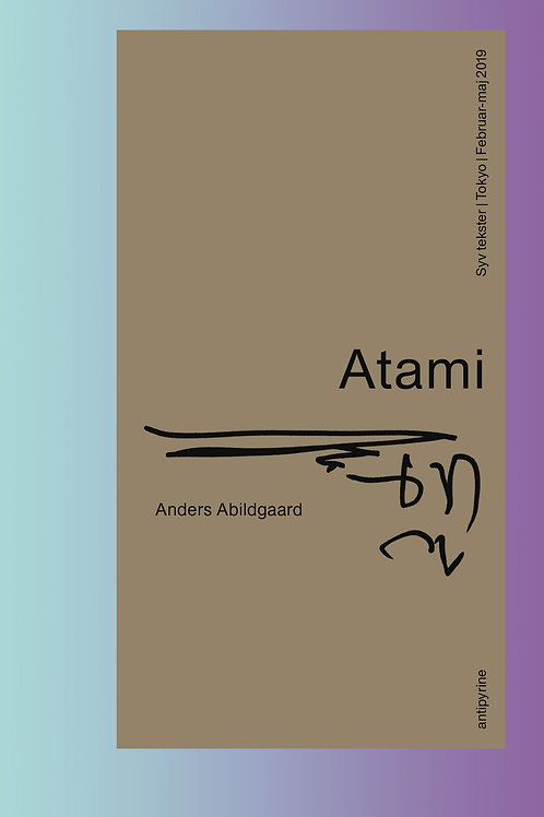 Anders Abildgaard, Atami