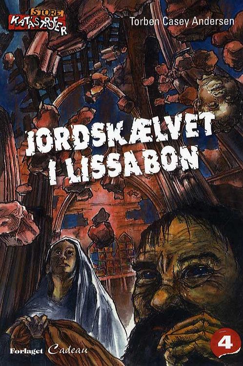 Torben Casey Andersen, Jordskælvet i Lissabon