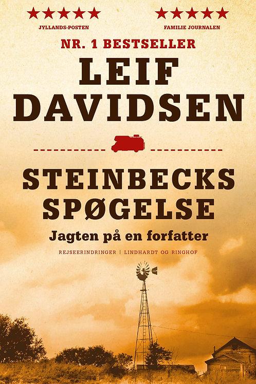 Leif Davidsen, Steinbecks spøgelse - jagten på en forfatter pb.