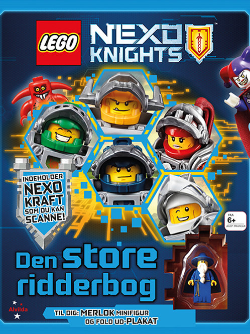 LEGO® Nexo Knights™ - Den store ridderbog