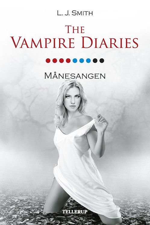 L. J. Smith, The Vampire Diaries #9 Månesangen