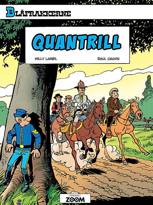 Lambil, Raoul Cauvin, Blåfrakkerne: Quantrill