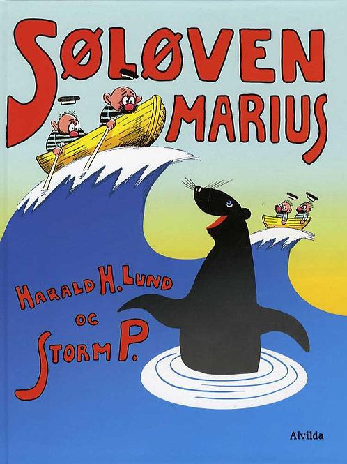 Storm P., Harald H. Lund, Storm P. - Søløven Marius
