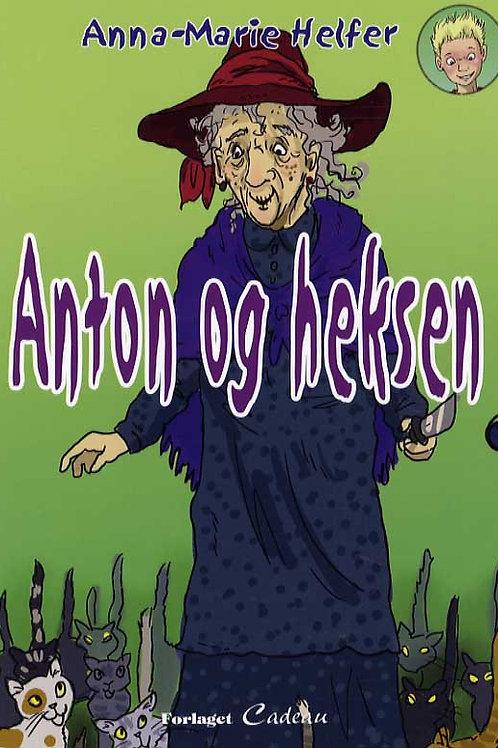 Anna-Marie Helfer, Anton og heksen