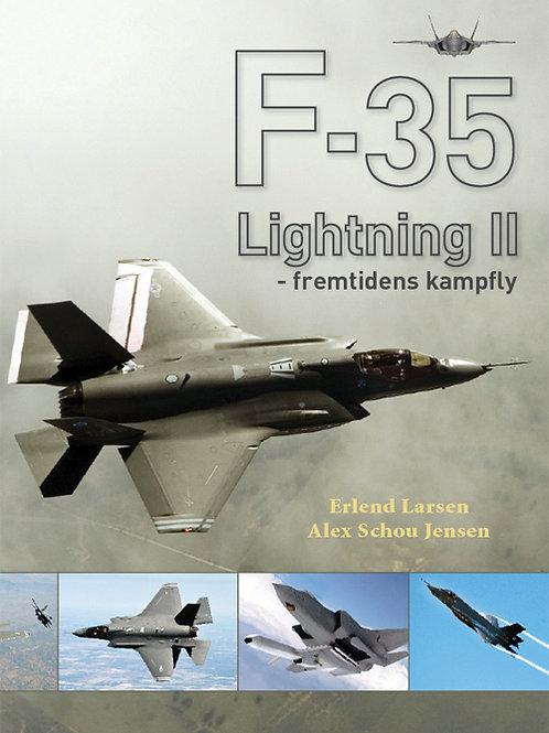 Alex Schou Jensen, Erlend Larsen, F-35 Lightning II