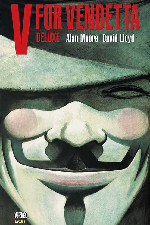 Alan Morre, V for Vendetta