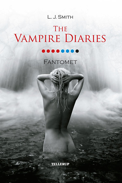 L. J. Smith, The Vampire Diaries #8 Fantomet