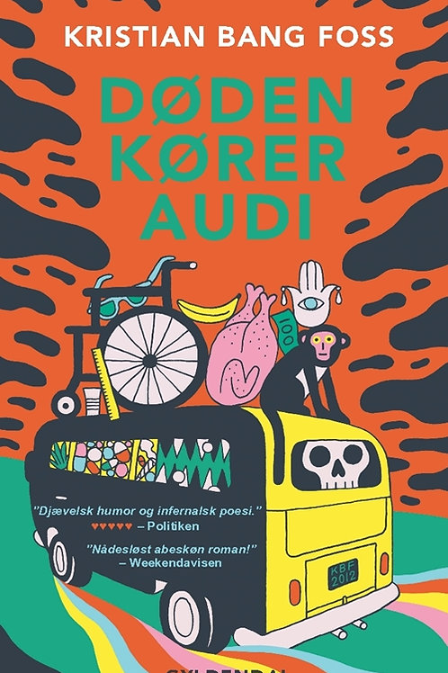 Kristian Bang Foss, Døden kører Audi