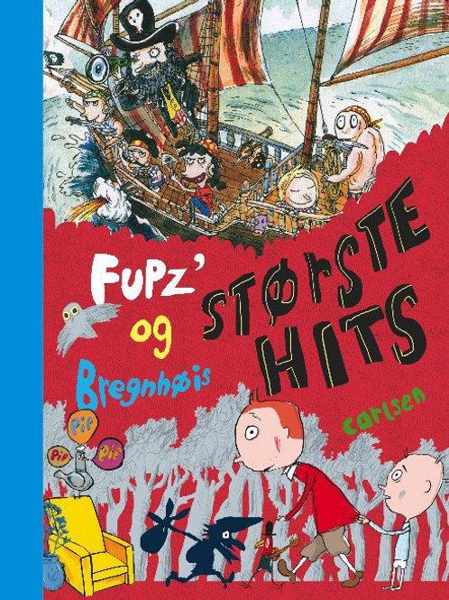 Kim Fupz Aakeson, De største hits