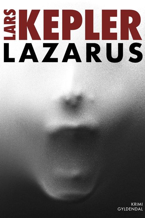 Lars Kepler, Lazarus