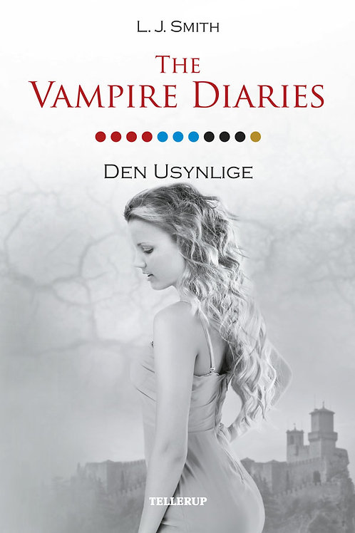 L. J. Smith, The Vampire Diaries #11: Den Usynlige