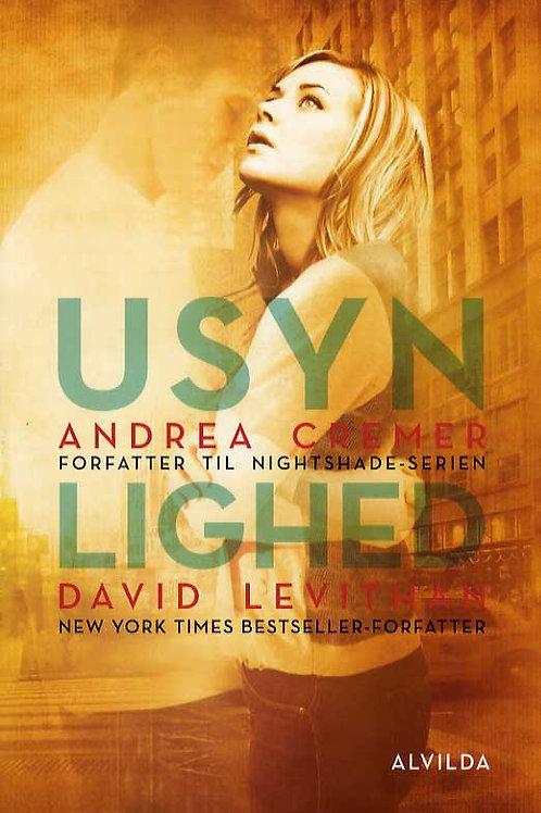 Andrea Cremer, David Leviathan,, Usynlighed