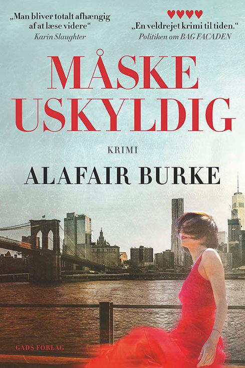 Alafair Burke, Måske uskyldig