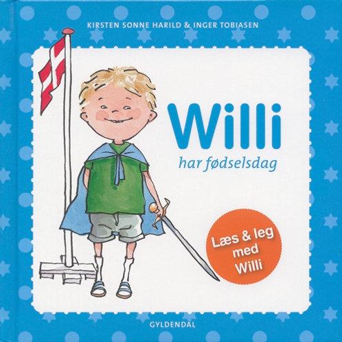 Kirsten Sonne Harild;Inger Tobiasen, Willi har fødselsdag