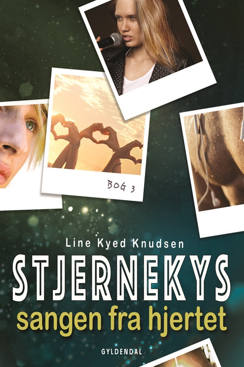 Line Kyed Knudsen, Stjernekys 3 - Sangen fra hjertet