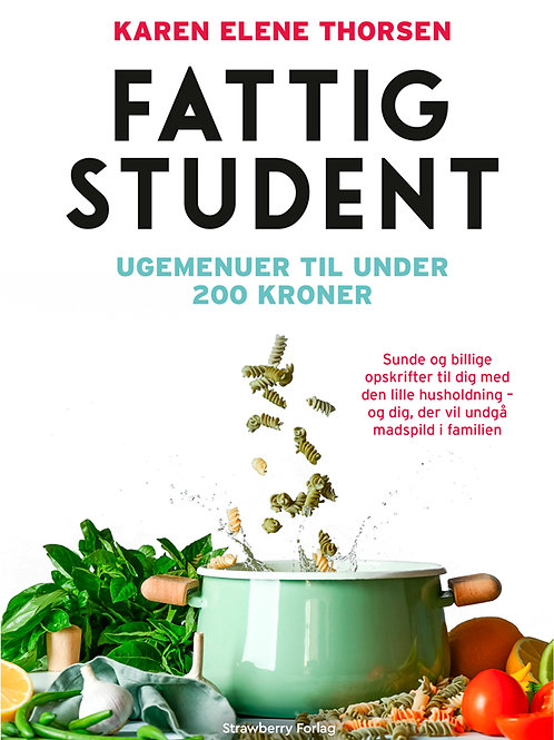 Karen Elene Thorsen, Fattig student