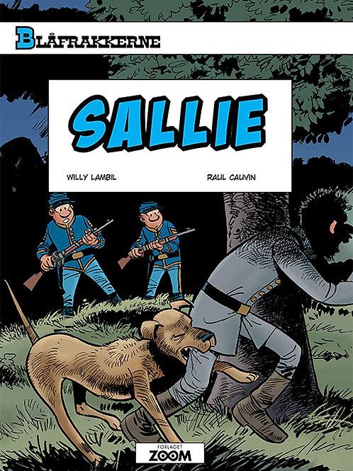 Lambil, Raoul Cauvin, Blåfrakkerne: Sallie
