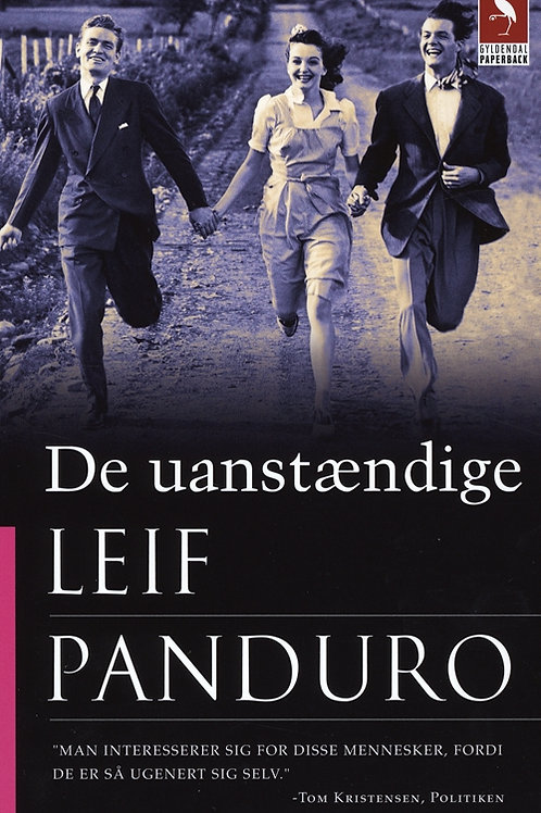 Leif Panduro, De uanstændige