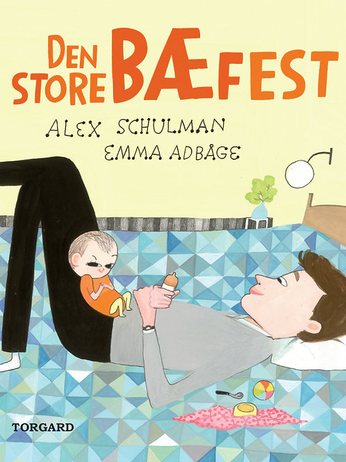 Alex Schulman, Den store BÆfest