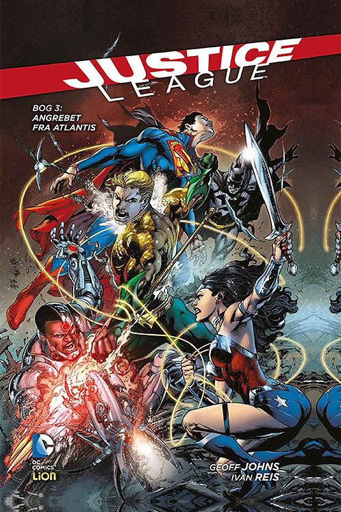 Geoff Johns, Justice League