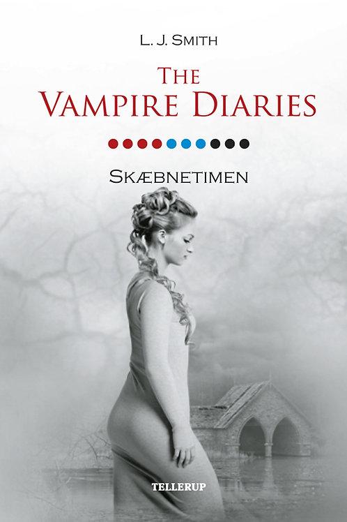 L. J. Smith, The Vampire Diaries #10: Skæbnetimen