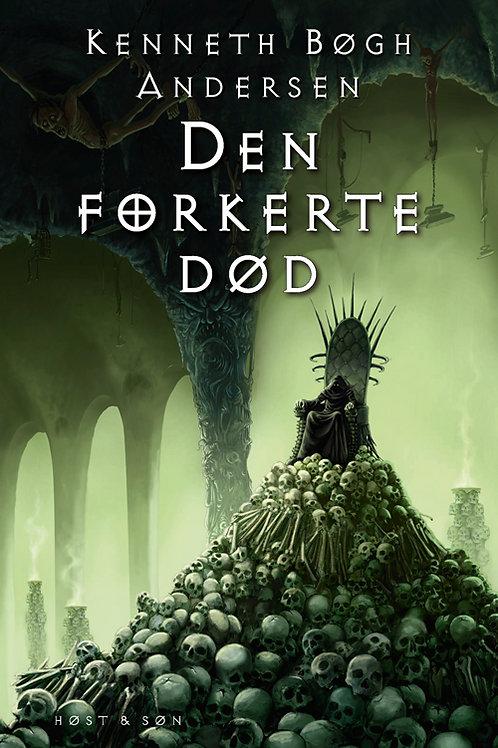 Kenneth Bøgh Andersen, Den forkerte død