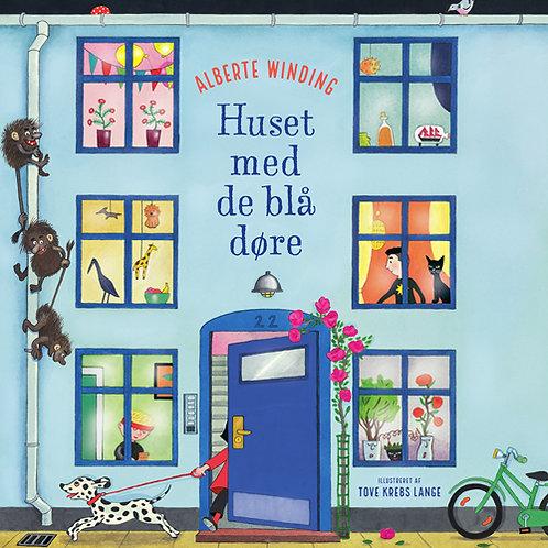 Alberte Winding;Tove Krebs Lange, Huset med de blå døre
