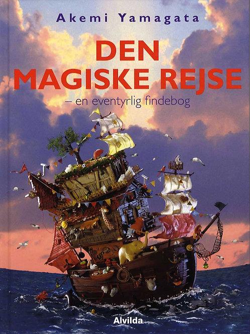 Akemi Yamagata, Den magiske rejse - en eventyrlig findebog
