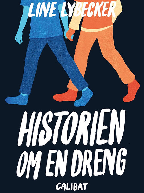 Line lybecker, Historien om en dreng
