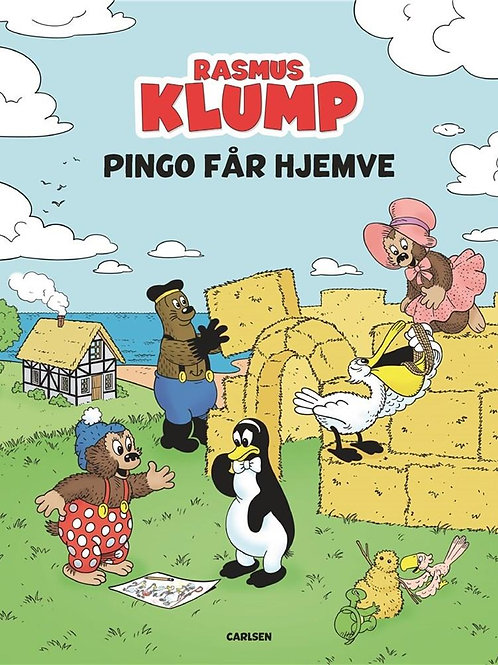 Kim Langer;Vilhelm Hansen;Carla Hansen, Rasmus Klump: Pingo får hjemve