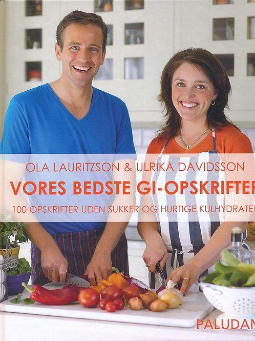 Ulrika Davidsson, Ola Lauritzson, Vores bedste GI-opskrifter