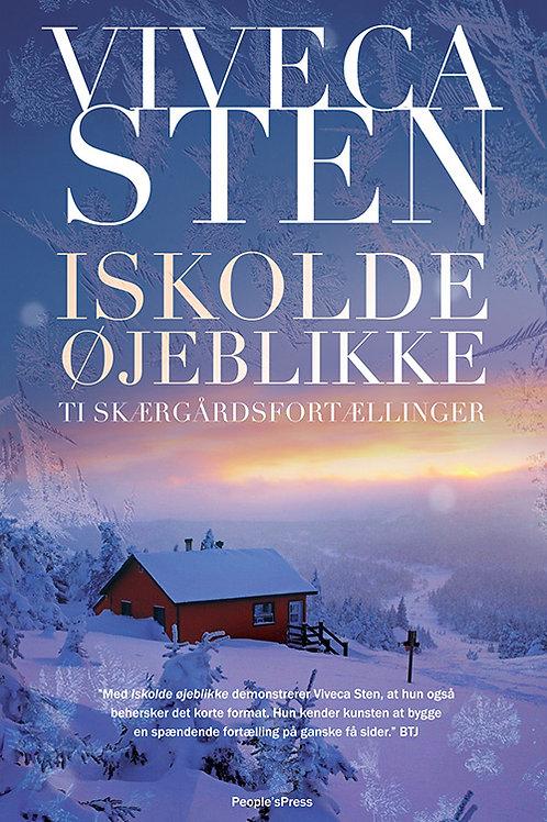 Viveca Sten, Iskolde øjeblikke - Ti skærgårdshistorier