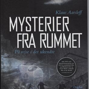 Klaus Aarsleff, Mysterier fra rummet