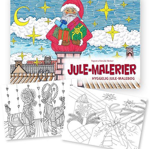 Amalie Skriver, Jule-malerier