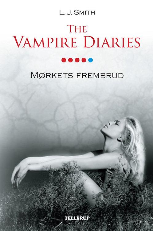 L. J. Smith, The Vampire Diaries #5 Mørkets frembrud