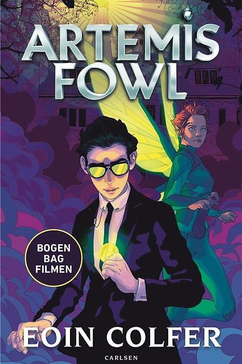 Artemis Fowl 1, Eoin Colfer