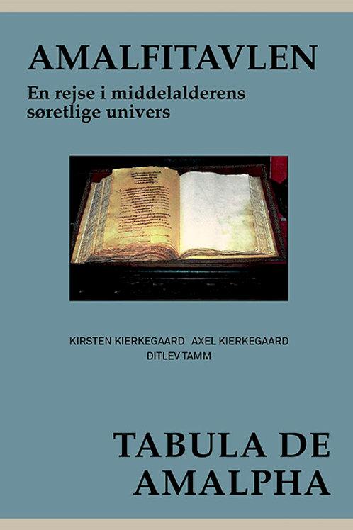 Kirsten Kierkegaard, Axel Kierkegaard og Ditlev Tamm, Amalfitavlen