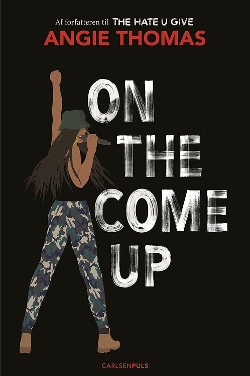 On the come up. Angie Thomas