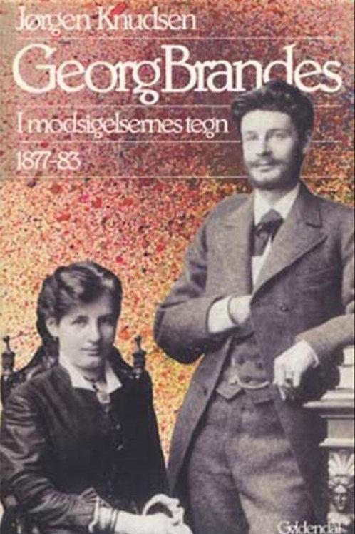 Jørgen Knudsen, Georg Brandes