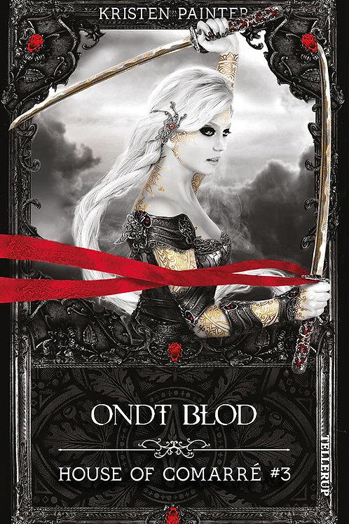 Kristen Painter, House of Comarré #3: Ondt blod