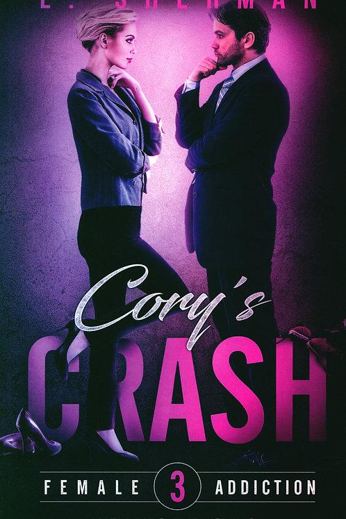 L. Sherman, Cory's Crash