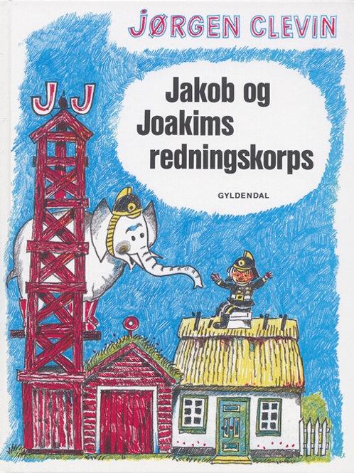 Jørgen Clevin, Jakob og Joakims redningskorps