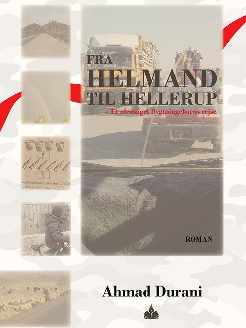 Ahmad Durani, Fra Helmand til Hellerup